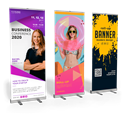 Picture for category Pull Up Banners
